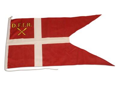 Billede 1 af DFFR orlogsflag